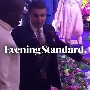N'Golo Kante shocks Chelsea fan by turning up at his daughter's wedding