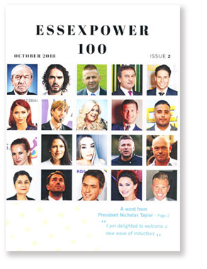 Essex Power 100 Cover