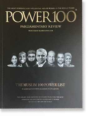 Muslim Power 100 Cover